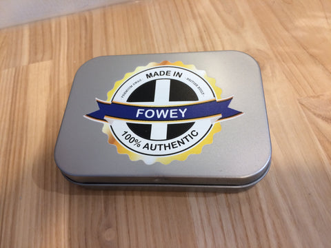 Made in Fowey Storage Tin