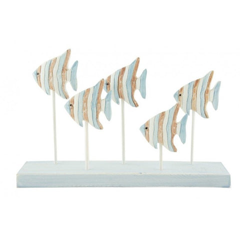 5 Fish Decorative Ornament