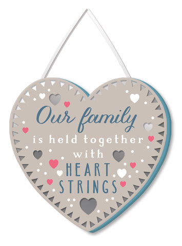 OUR FAMILY Mirror Plaque Type 915