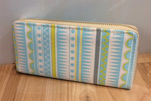 Adalyn Purse - Turquoise