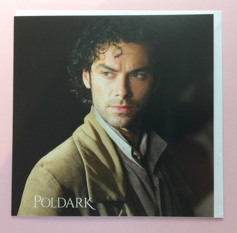 Poldark Greetings Card Type GP023