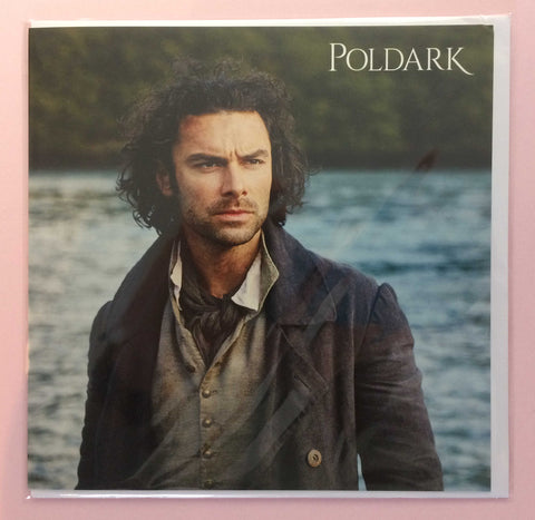 Poldark Greetings Card Type GP031