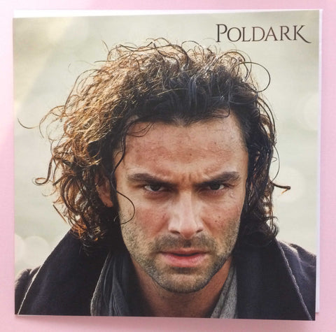 Poldark Greetings Card Type GP032