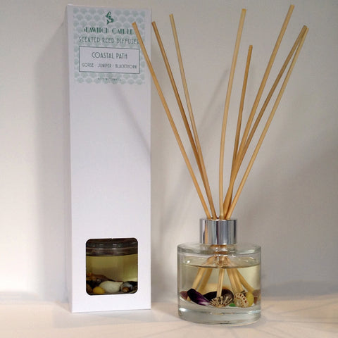 Coastal Path Scented Reed Diffuser