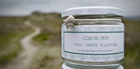 Coastal Path Scented Candle