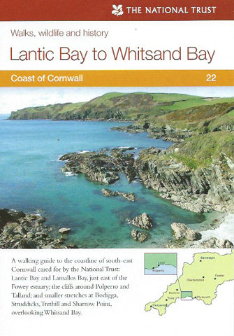 Lantic Bay to Whitsand Bay by the National Trust