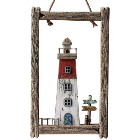 Lighthouse in a Frame