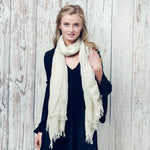 May Textured Fashion Scarf