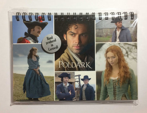 Poldark Notebook Type P024