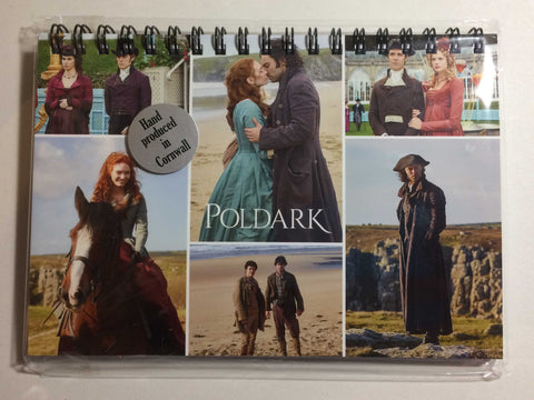 Poldark Notebook Type P042
