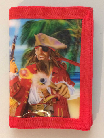PIRATE 3D Wallet