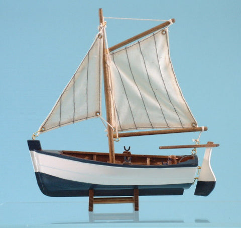 Sailing Boat with oars - type 14022