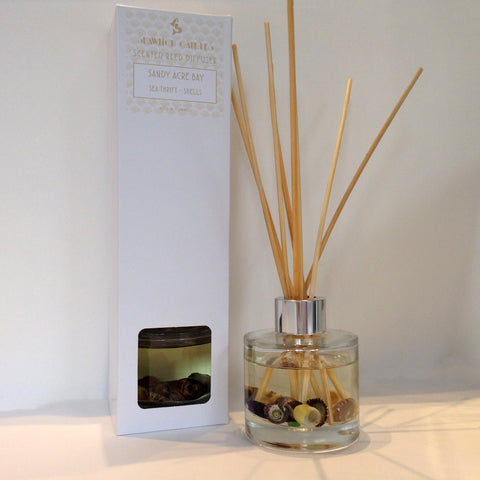Sandy Acre Bay Scented Reed Diffuser