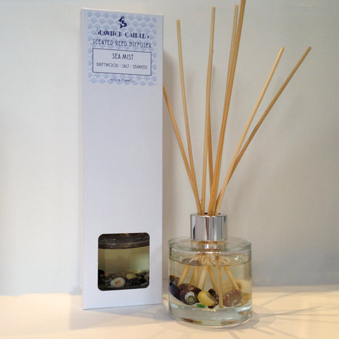 Sea Mist Scented Reed Diffuser