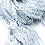 Sinead Crinkle Cotton Fashion Scarf