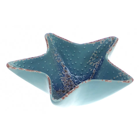 Ceramic Star Fish shaped Dish