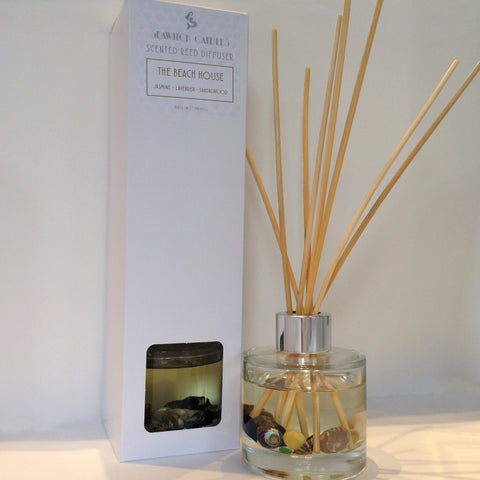 The Beach House Scented Reed Diffuser