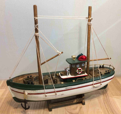 Model Fishing Trawler - type 14239-1
