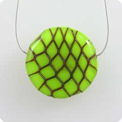 Mini Fishnet - spring green