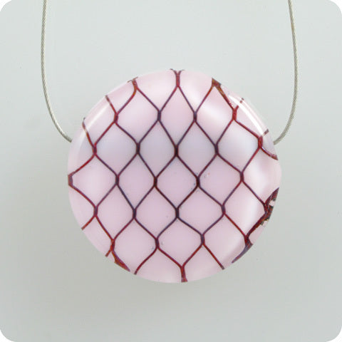 Mini Fishnet - pink