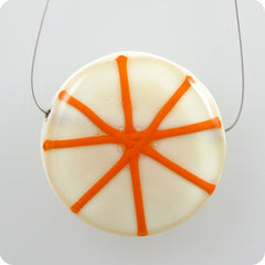Starburst - vanilla, electric orange
