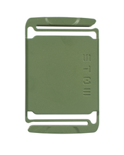 STOW Wallet - Forest Green - AKEENi