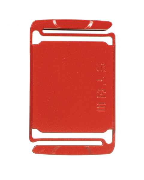 STOW Wallet - Crimson Red