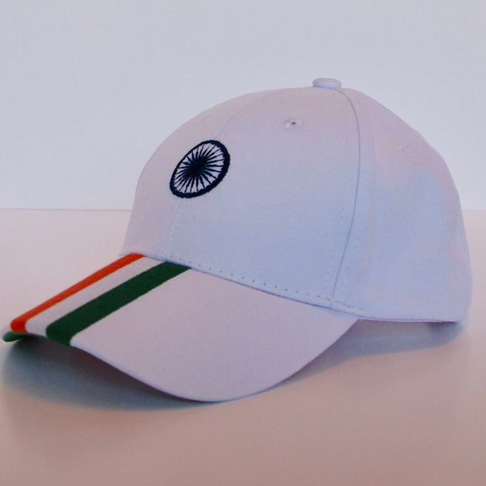India Signature Classic Cricket Cap