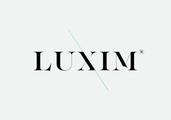 Minimal Logo Design for LUXIM