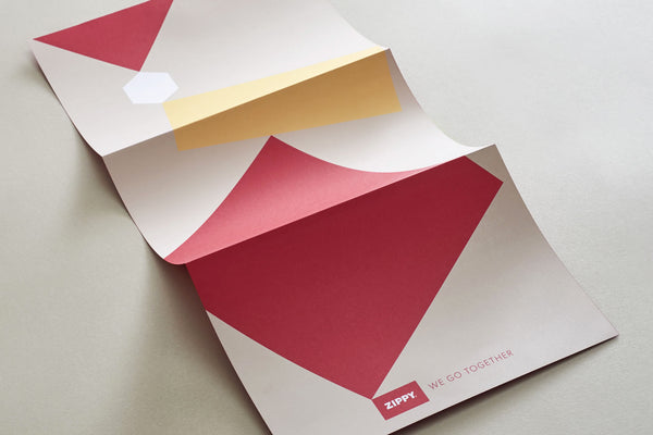 Brand Identity Design | Created for Zippy by Pacifica