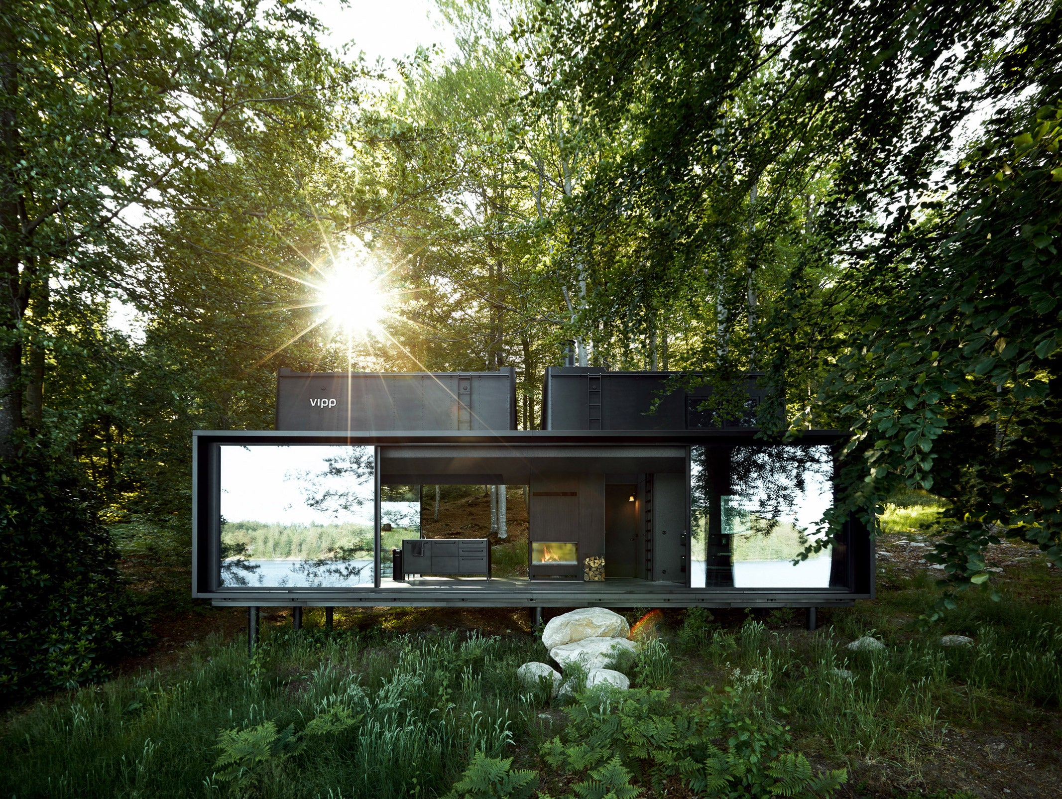 Modern Architecture | Vipp Prefab Homes & Cabins