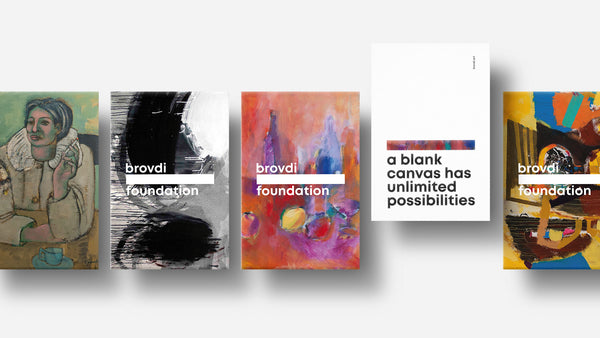 Brovdi Art Fund Brand Design
