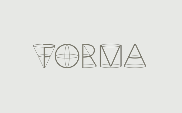 Forma Typography Design