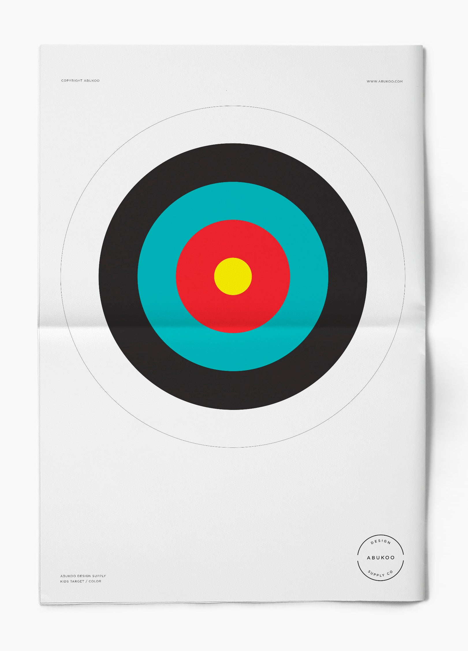 image regarding Printable Archery Targets titled Abukoo Printable Goals - Cuba Gallery
