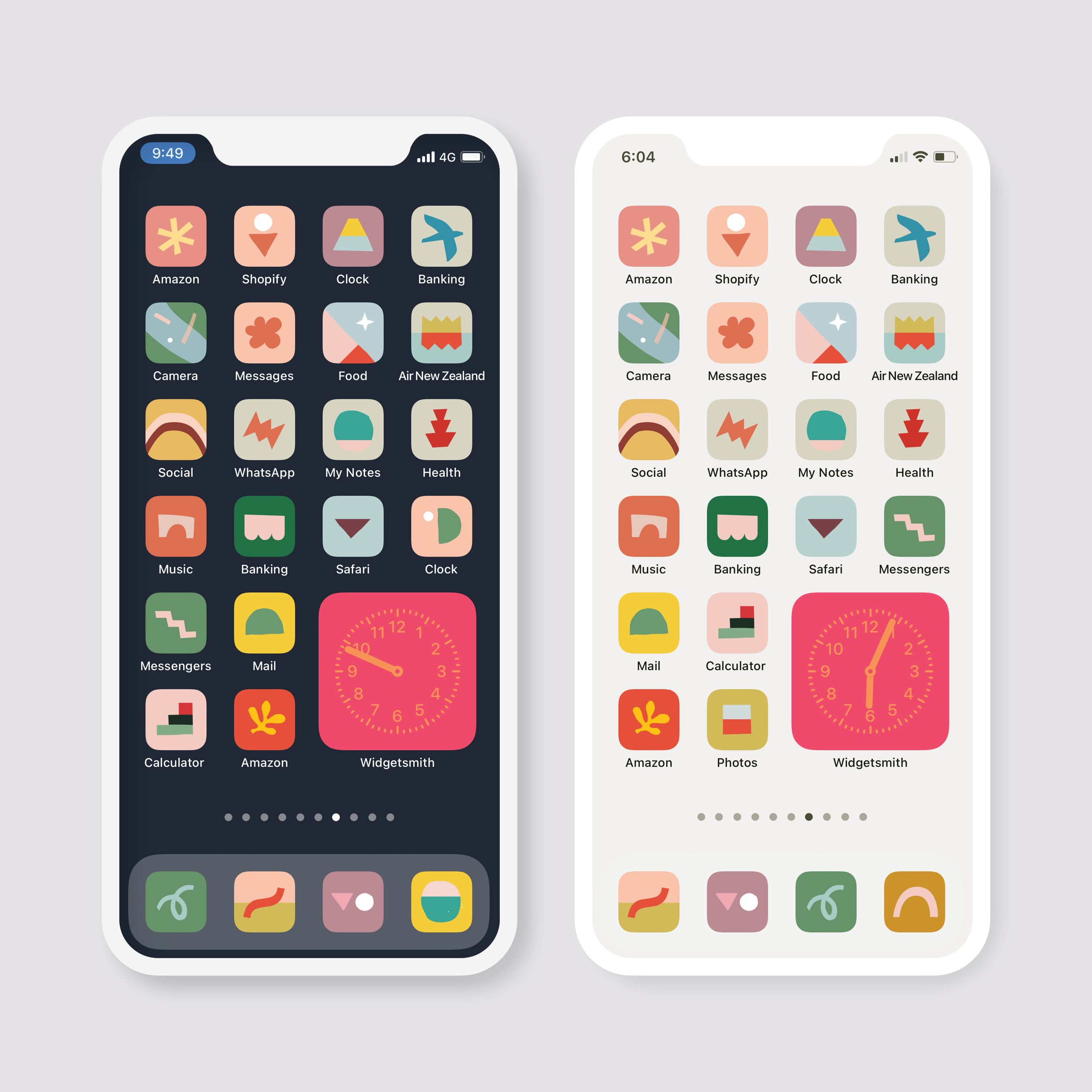 iOS 14 Home Screen Ideas