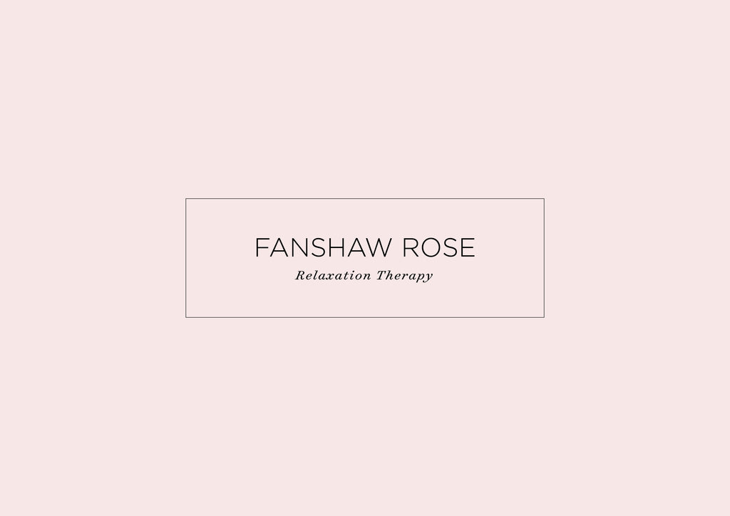Logo Design and Business Cards for Fanshaw Rose