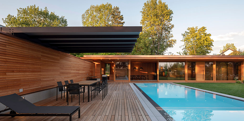 Inspired mid-century architecture | By Luger Maul