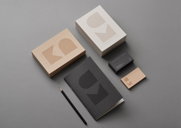 Studio Showcase | Minimal Brand Design By LMNOP