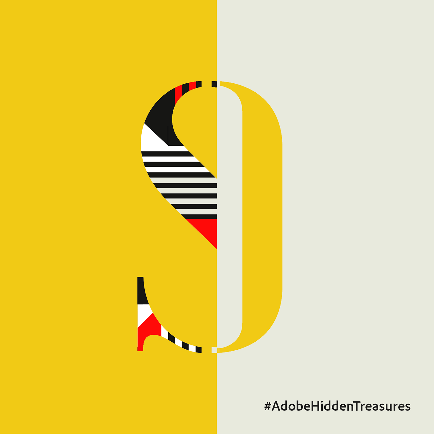 Typography Design | Adobe Hidden Treasures