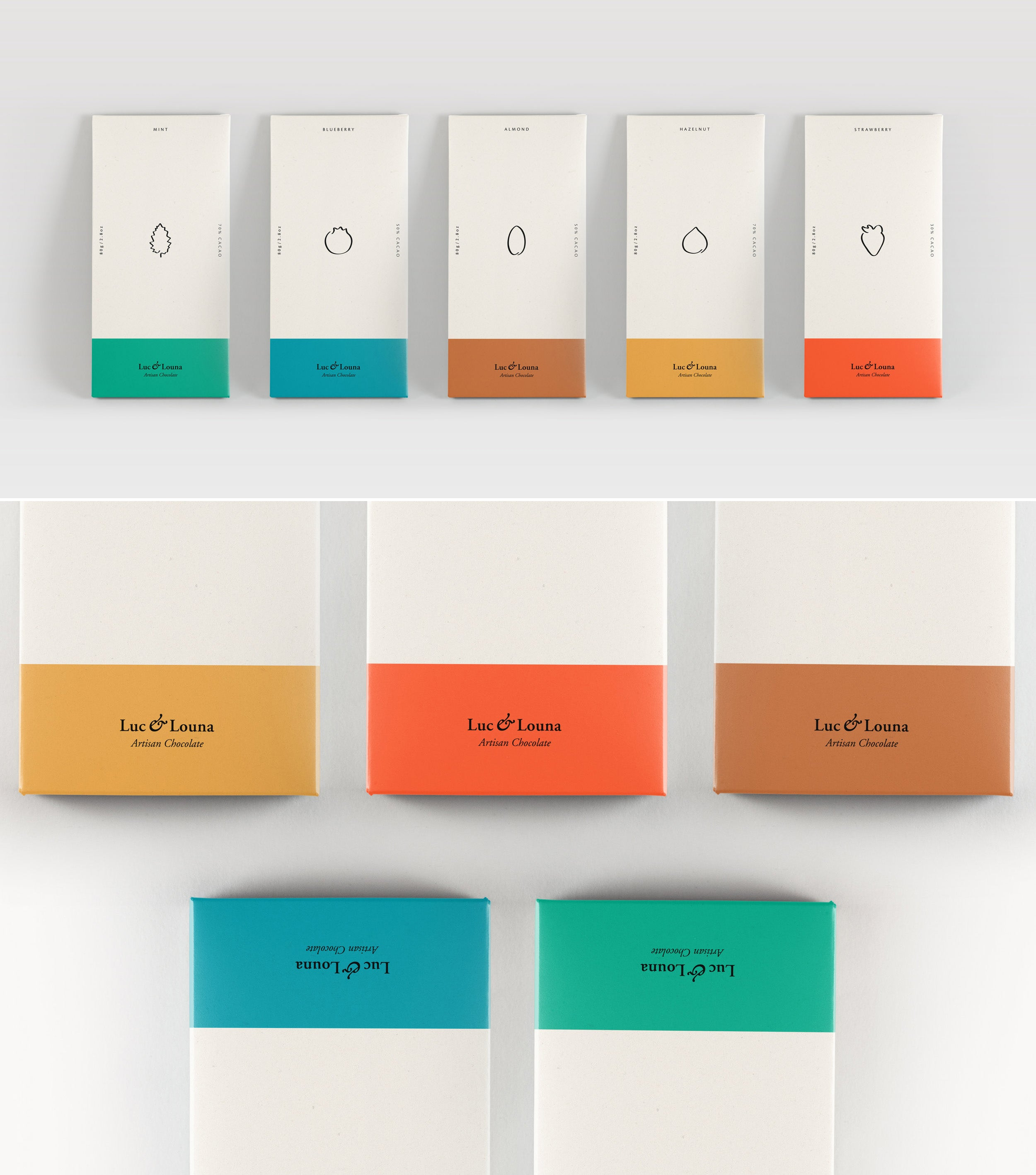 Inspiring Minimalist Branding and Visual Identity