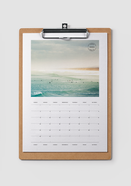 Indesign Printable Photo Calendar Download