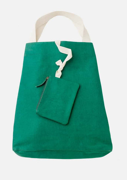 Minimal Canvas Bag Design
