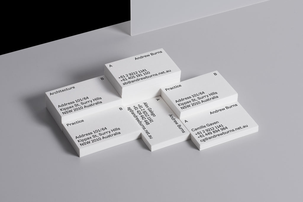 Business card ideas | Graphic design by SP-GD