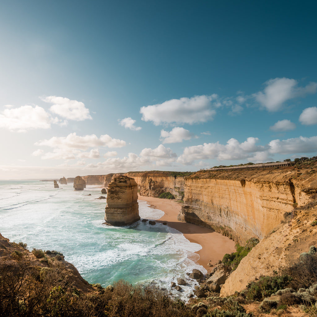 travel destinations great ocean road Australia