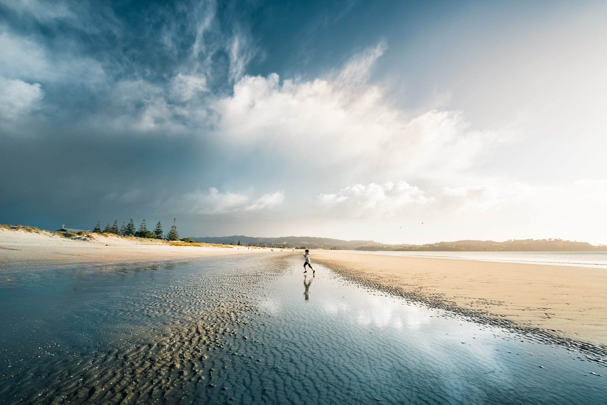 Travel photography New Zealand Beaches