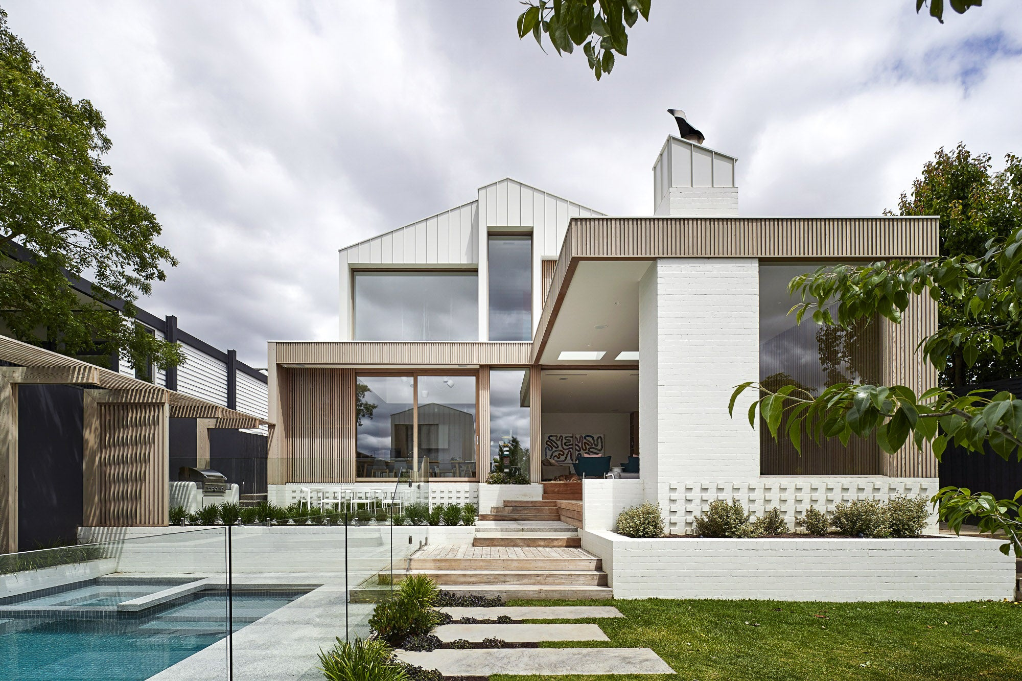 Modern House Design   Architecture by Tecture