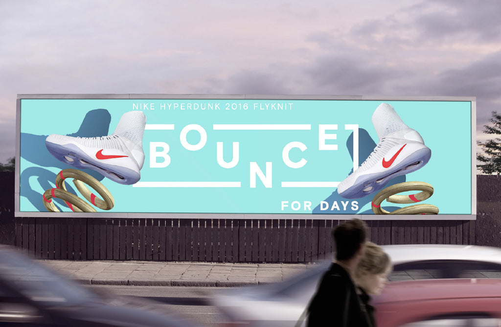 billboard design nike campaign