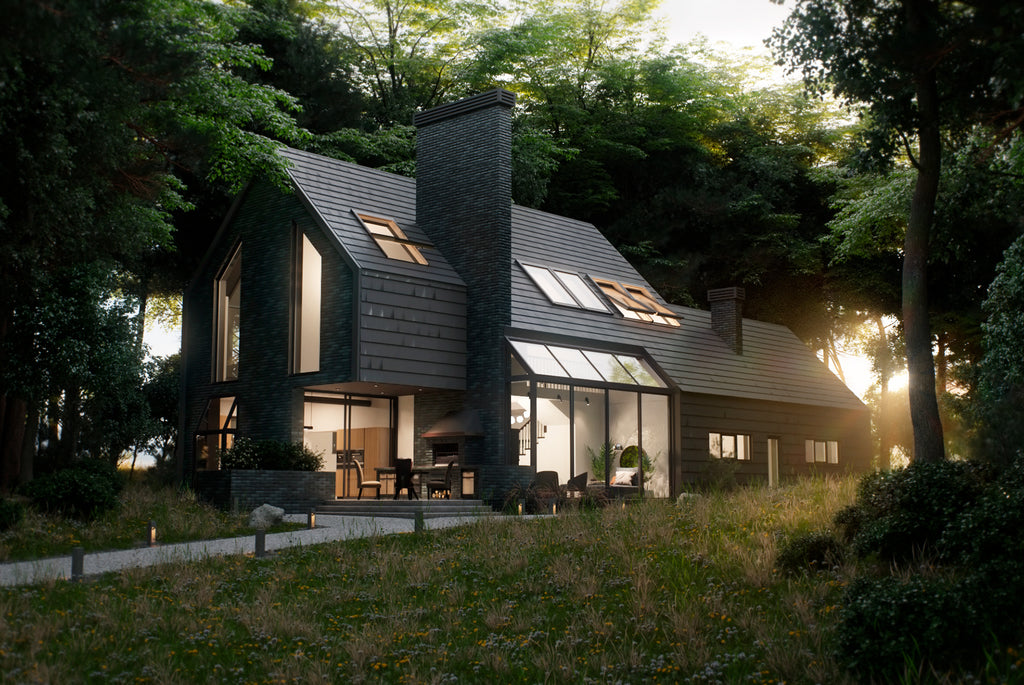 Cute home ideas | Black Timber Exterior