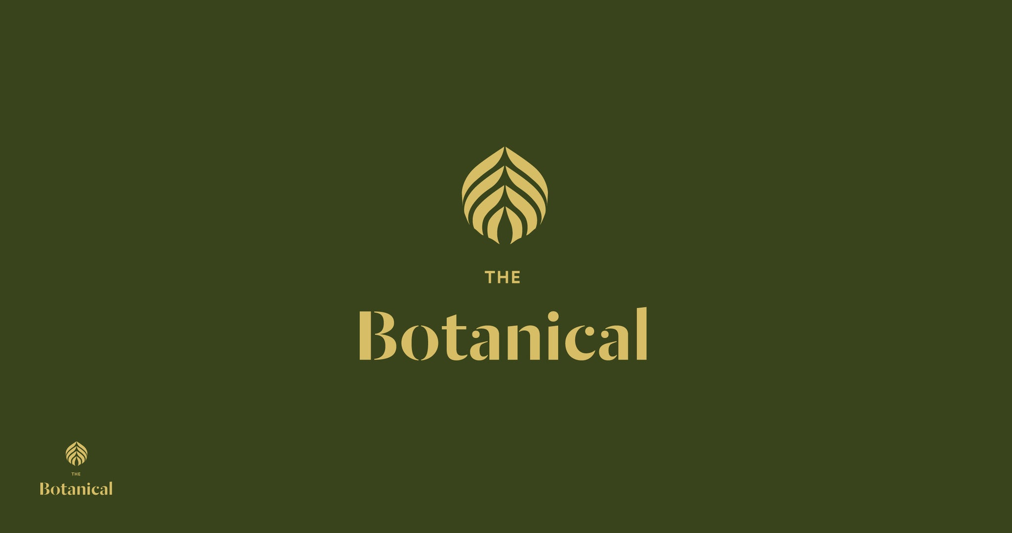 botanical brand design