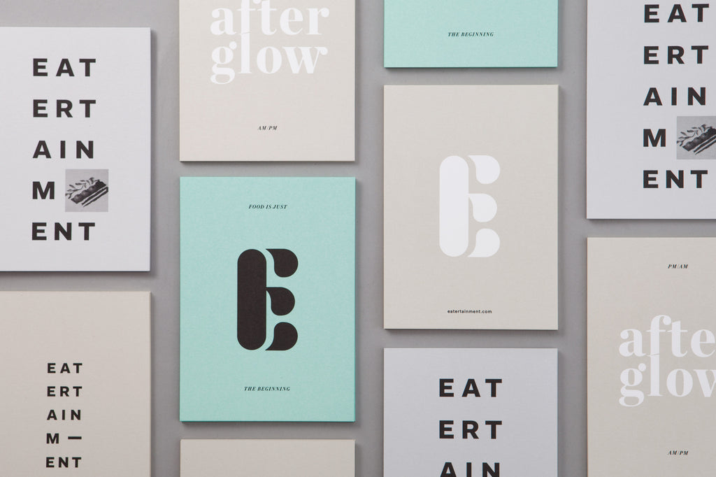 card & typography ideas